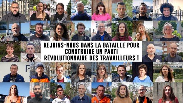 Appel | Rejoins-nous dans la bataille pour construire un Parti Révolutionnaire des Travailleurs !