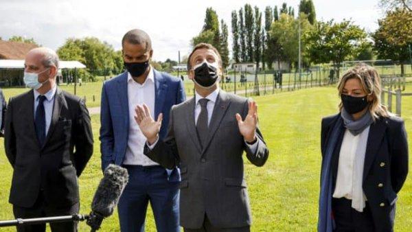 Réouvertures. Macron joue les désinvoltes pour faire oublier son bilan sanitaire tragique
