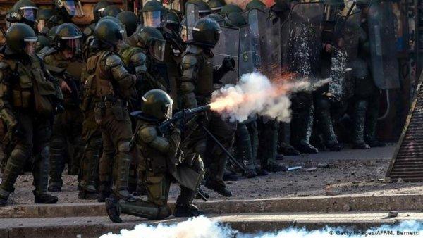 Mobilisation des Mapuches au Chili : la répression du gouvernement fait une morte et 17 blessés