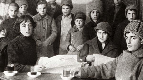 Alexandra Kollontaï : une lutte révolutionnaire pour l'émancipation des femmes