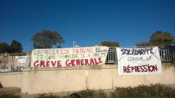 Procès de Cassandre à Montpellier. L'État criminalise les manifestant.e.s et défend sa police