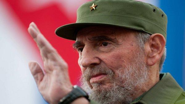 Fidel Castro est mort