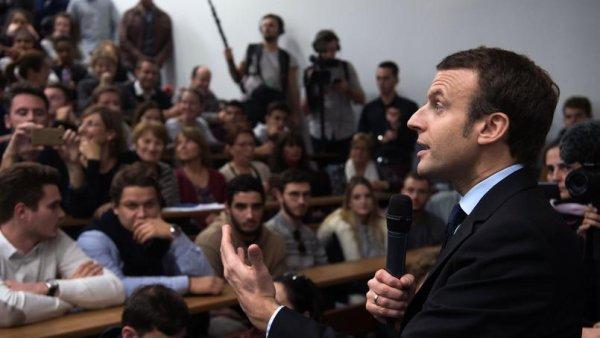 Les Jeunes avec Macron débarquent au Mirail. Débat démocratique ou offensive idéologique ?