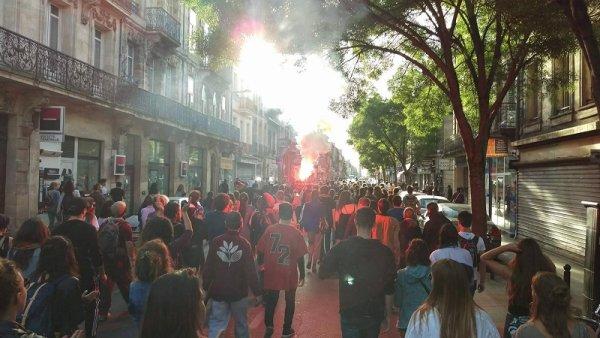 Retour sur une semaine de mobilisations à Bordeaux et une colère qui n'est pas prête de retomber