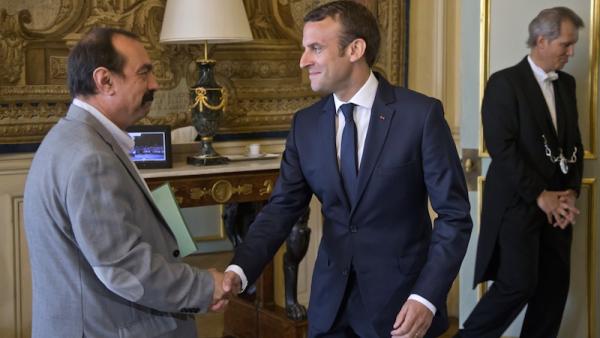 Rendez-vous avec Macron : une « bonne nouvelle » pour Martinez ?