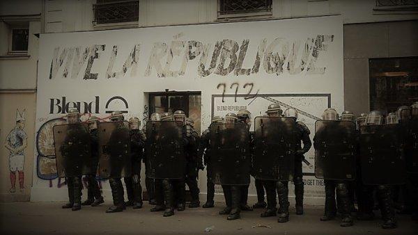 Procès politique : affaire du quai de Valmy, de très lourdes peines contre les camarades