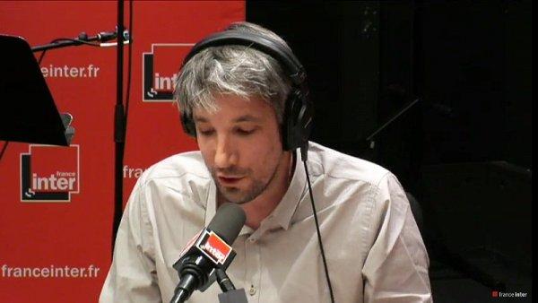 Guillaume Meurice s'engage contre le harcèlement sexuel au travail