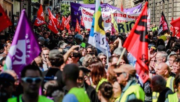 1er mai bordelais : récit d'une journée de mobilisation mouvementée et réprimée