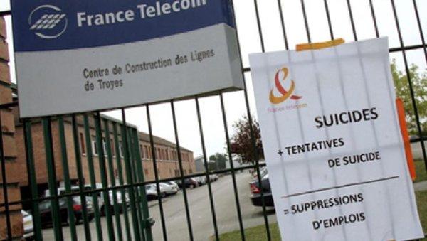 France Télécom : le management qui tue
