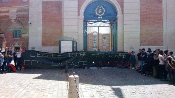 Toulouse. 11 nouvelles interpellations dans l'Education Nationale