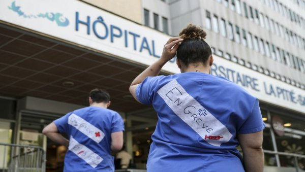 75 services en grève : l'Inter-urgences appelle à une manifestation nationale le 6 juin