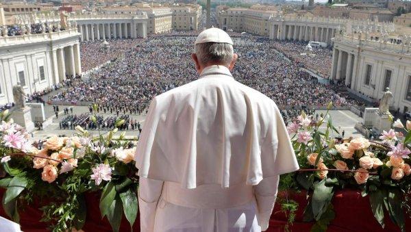 « Il les créa homme et femme » ou la nouvelle propagande réactionnaire du Vatican