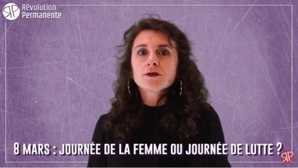 8 mars : fête de la femme ou journée internationale de lutte ? La Page d'Histoire de RP, par Elise