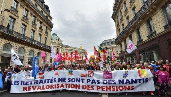 Hausse de la CSG. Le gouvernement entend faire les poches des retraités