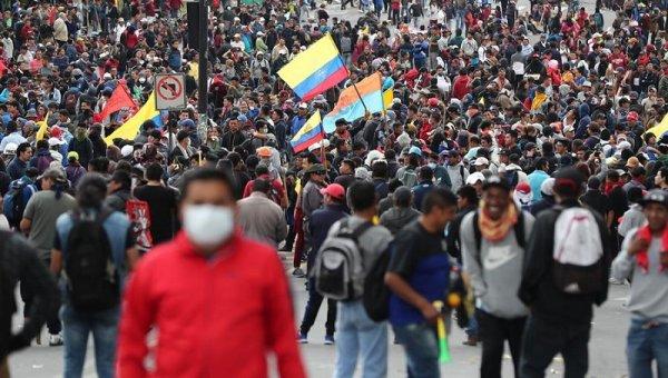 Indigènes équatoriens et gilets jaunes : ressemblances et différences