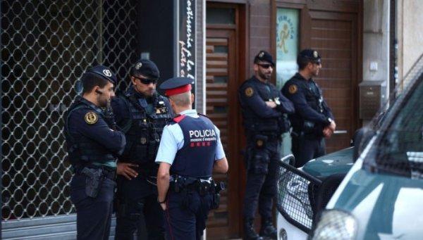Catalogne. Détention d'activistes indépendantistes sous l'accusation de terrorisme