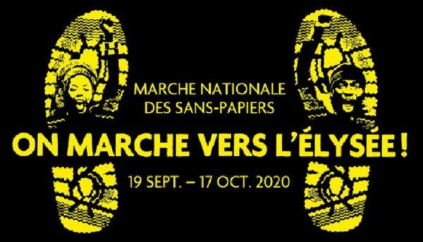 Marche des Solidarités. La Préfecture interdit une partie du parcours, manifestons aux côtés des sans-papiers !