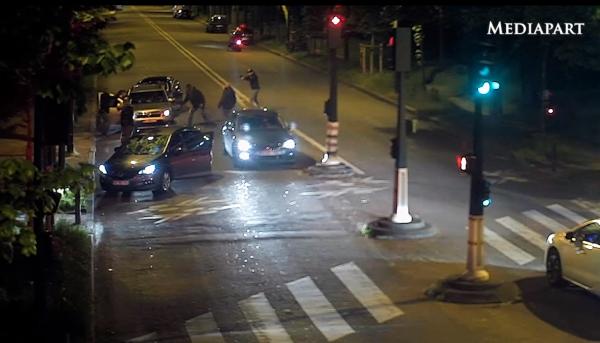 Un policier a tiré sur six jeunes innocents, la préfecture de police de Paris aurait couvert l'affaire
