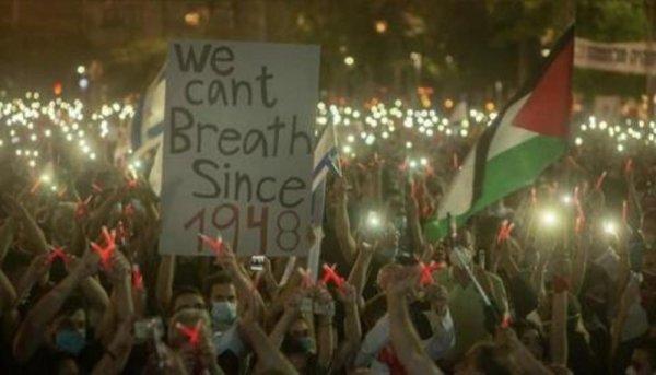 Solidarité avec les PalestinienEs face à la répression coloniale !