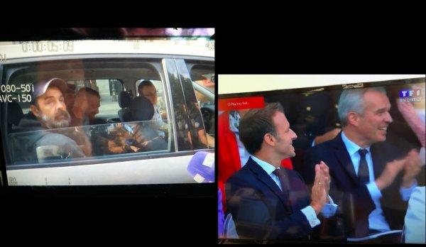 VIDEOS. Eric Drouet, Maxime Nicole et Jérôme Rodrigues arrêtés pour avoir participé au 14 juillet