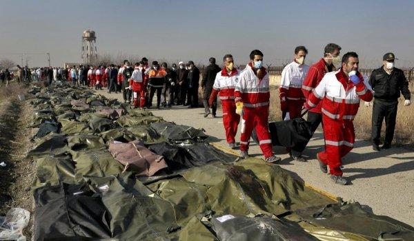 Iran. Après l'abattage de l'avion de ligne ukrainien, le régime sous pression
