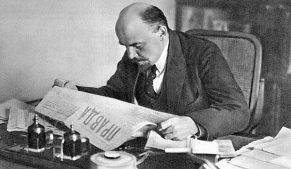 Pravda : un journal ouvrier pour la conquête du pouvoir (I)