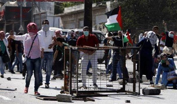 Jour de colère en Cisjordanie et à Gaza