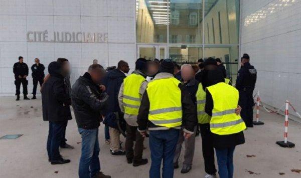 Des dizaines de Gilets Jaunes en procès et condamnés à de la prison ferme