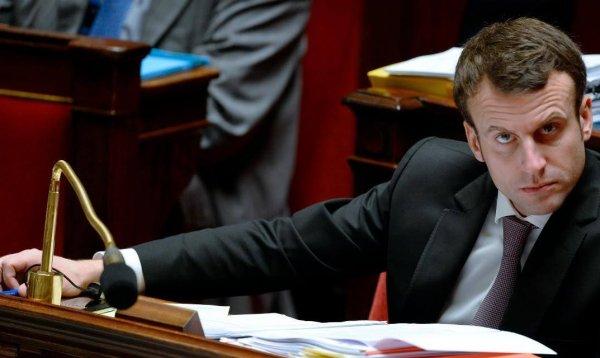 Macron accusé d'avoir pioché dans son budget de ministre pour financer sa campagne !
