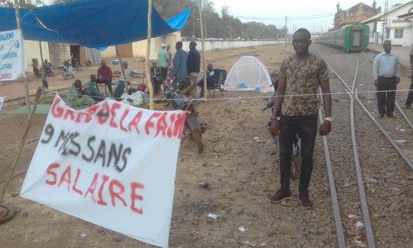 7 Cheminots Maliens décédés de leur grève de la faim