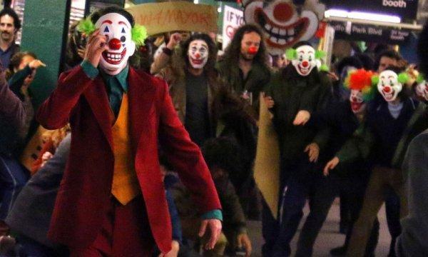 Le Joker : entre le désespoir du capitalisme et l'espoir de l'émeute