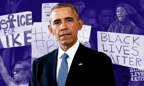 Obama recommande de ne pas revendiquer le définancement de la police
