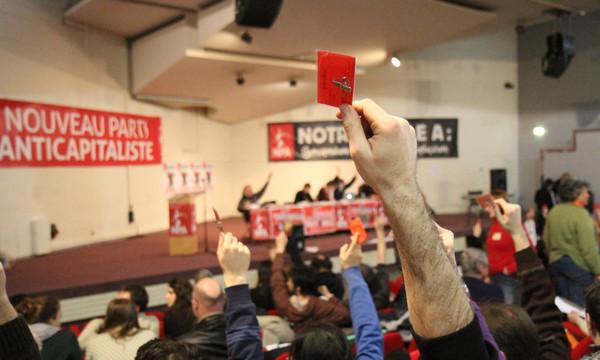 NPA : vers une conférence nationale factice avec mise à l'écart de la principale opposition
