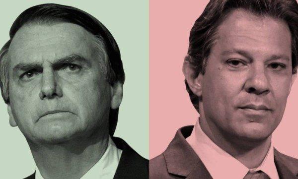 Brésil. Bolsonaro largement en tête au premier tour mais il y aura un second tour