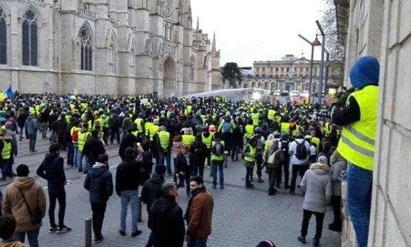 Gilets jaunes. Bordeaux franchit une nouvelle étape dans la mobilisation