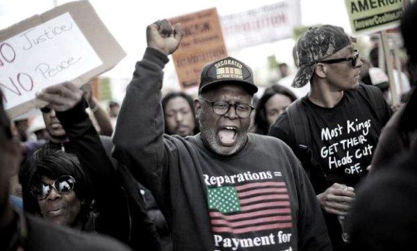 Etats-Unis : révoltes contre la violence d'Etat et retour de la question Noire