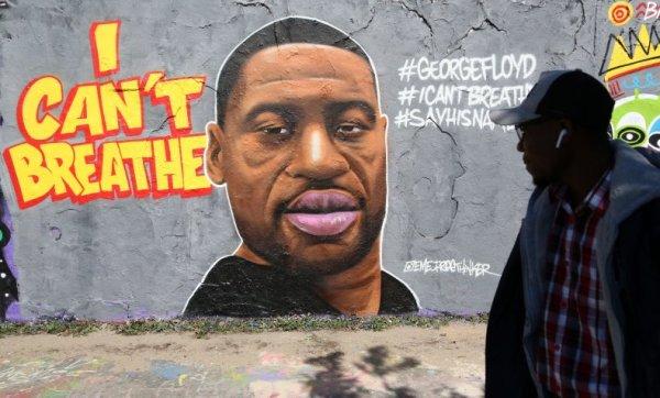 Scandale : le rapport d'autopsie de G. Floyd met en cause... son « état de santé »