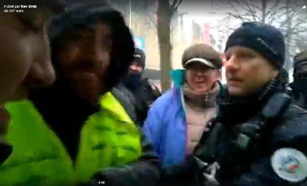 Lille. Une figure locale des Gilets Jaunes interpellée pour un agroupement de 8 gilets jaunes