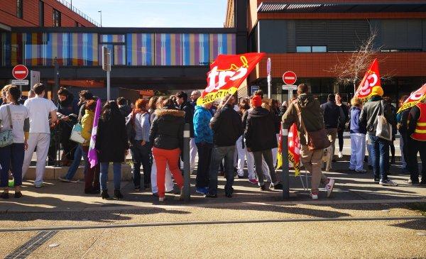 Témoignage. CHU de Toulouse : l'équipe des urgences psychiatriques en grève illimitée
