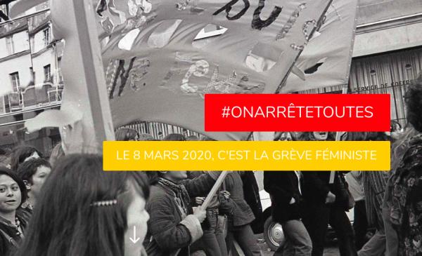 200 femmes en AG à Paris : une grève féministe, ça se prépare !