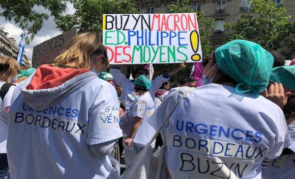 Bataille des hospitaliers : 108 personnalités en soutien et une grève qui se poursuit