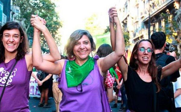 Légalisation de l'avortement en Argentine : entretien avec la militante féministe Andrea d'Atri