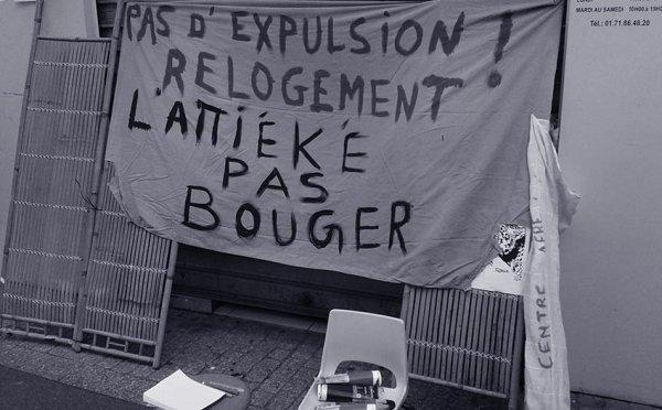 Tous-tes à Saint-Denis pour refuser l'expulsion de l'Attiéké !