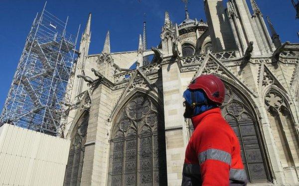 Notre-Dame. Des rapports sur la menace d'intoxication des ouvriers ignorés par les autorités