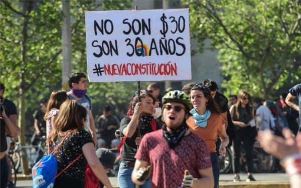 Soulèvement au Chili : le produit de 40 années de néolibéralisme