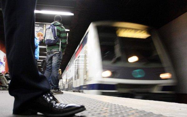 Des cadres RATP parachutés aux commandes du RER pour réduire l'impact de la grève : inquiétudes
