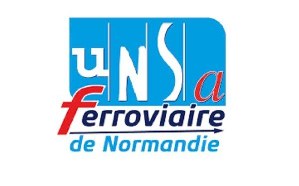 Contre la confédération, l'UNSA Ferroviaire de Normandie appelle à poursuivre la grève !