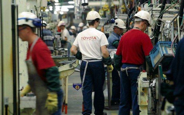 """""""Toyota veut rompre le confinement le 21 avril et faire redémarrer l'usine"""" alerte la CGT"""
