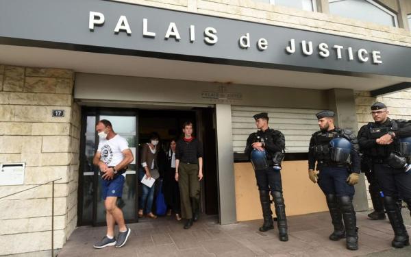 Impunité policière. 1350€ d'amende pour avoir défiguré au LBD une manifestante au G7 à Biarritz