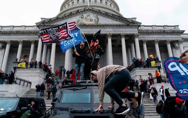Des militants d'extrême-droite français impliqués dans l'invasion du Capitole ?